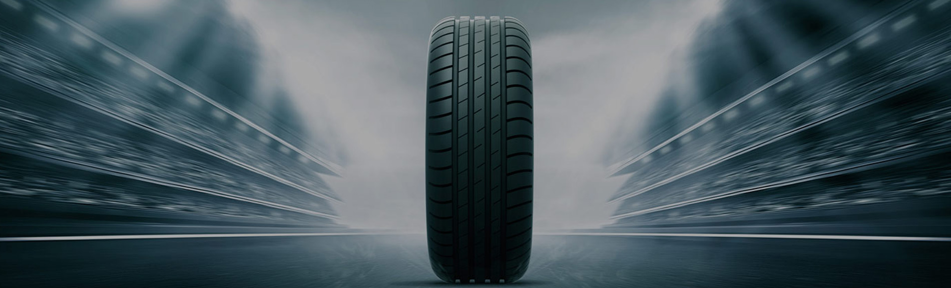 Selected Used Tires for Each Type of Vehicle